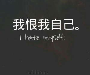 chinese, hate, and mine image