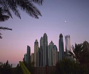 city, Dubai, and journey image
