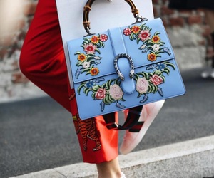 bag, chic, and fashion image