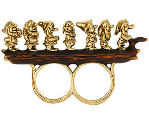 ring, jewelry, and gold image