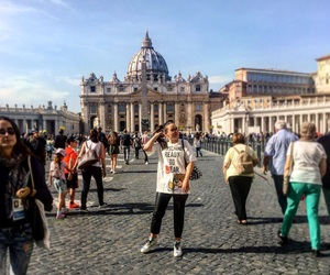 around the world, italy, and poses image