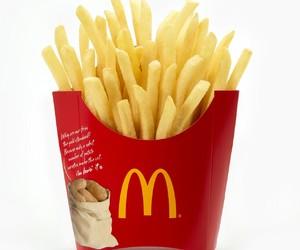 food, fries, and foodie image