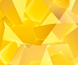 abstract and yellow image