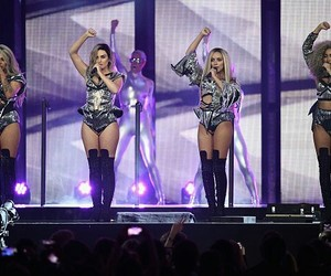 perrie edwards, little mix, and jesy nelson image