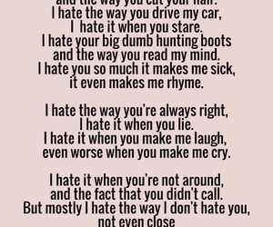 10 things i hate about you, heath ledger, and love quote image