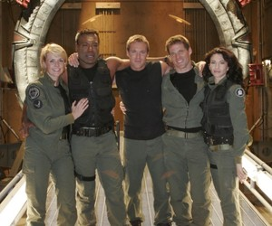 sg1, amanda tapping, and stargate sg1 image