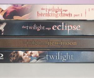 bella swan, breaking dawn, and dvds image