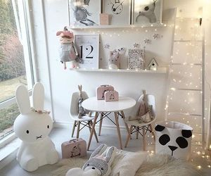 baby, nursery, and toys image