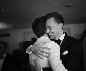 tom hiddleston, eddie redmayne, and bafta image