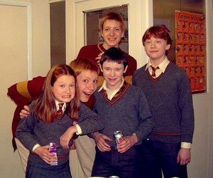 Fred, george, and ginny image