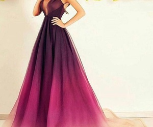 dress and ombre image