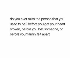 broken, family, and heart image
