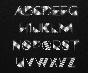 alphabet, calligraphy, and font image