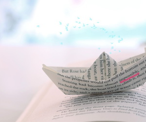boat and book image