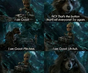 funny, Marvel, and movies image