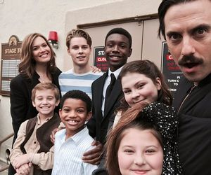 mandy moore, Milo Ventimiglia, and this is us image