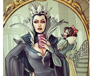 disney, snow white, and instagram image
