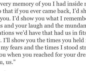 heartbreak, hurt, and memories image