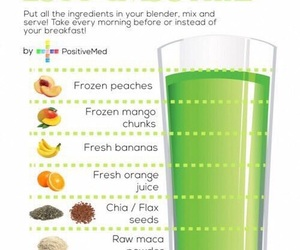 smoothie, fruit, and healthy image