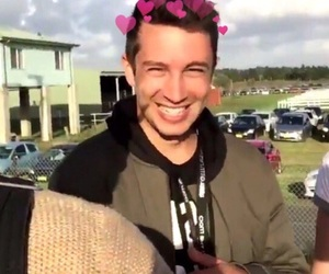 twenty one pilots and tyler joseph image