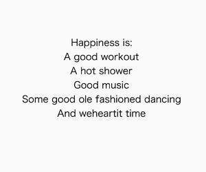 dancing, happiness, and music image