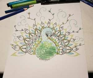 boho, draw, and free image