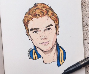 boys, drawing, and fan art image
