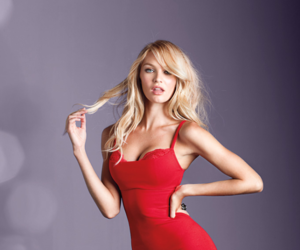 red and candice swanepoel image