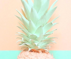 pineapple and pastel image