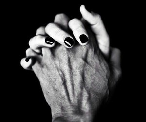love, hands, and couple image