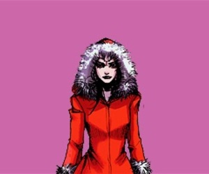 scarlet witch, marvel comics, and wanda maximoff image