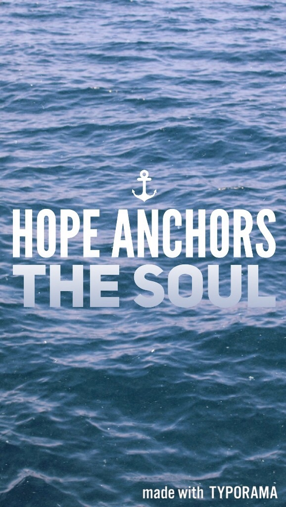 anchor, background, and hope image