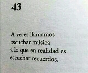memories, frases, and music image