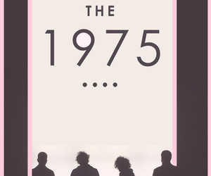 background, iphone wallpaper, and the 1975 image