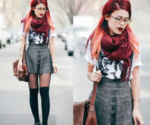 fashion, outfit, and lookbook image