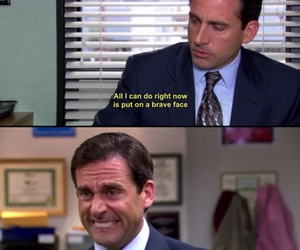 funny, quotes, and the office image