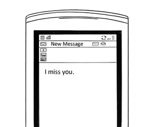manga, phone, and text image