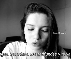 frases, mica suarez, and youtubers image