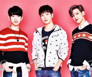 bambam, kpop, and jinyoung image