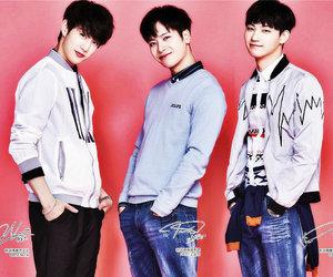 kpop, got7, and jackson wang image