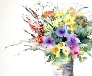 flowers, loose, and still life image