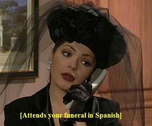 funny and spanish image