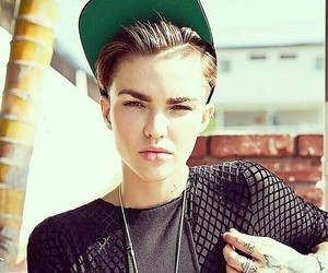 ruby rose, model, and rose image