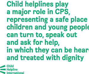 children, help, and safety image