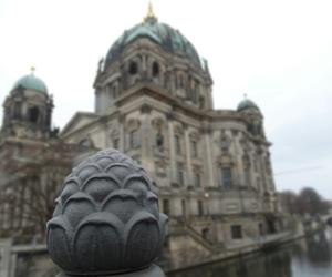 berlin, church, and travelling image