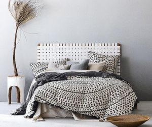 beautiful, pretty, and bedroom image