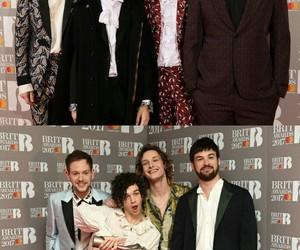 brits, brit awards, and ross macdonald image
