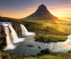beautiful, iceland, and nature image