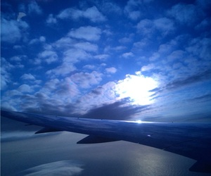 blue, cloud, and hawaii image