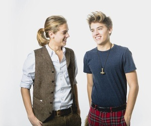 brothers, dylan sprouse, and boys image